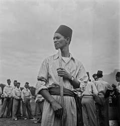 Muslim Man, Bo Kaap
