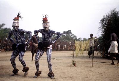 Pende [slide]: [Masquerade at Ngashi]