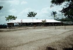 Itim Primary School, between Amuro Village and Mgbom Village, Afikpo Village-Group, Nigeria. [slide]