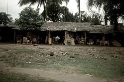 The craft market, Ikot Ekpene town, Nigeria. [slide]