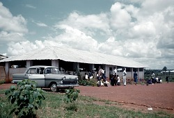 Primary school building, Blessed Murumba, A.C.M., Abakaliki Town, Nigeria. [slide]