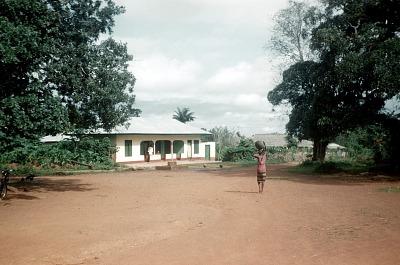 Izi Square, Kpiri, Abakaliki Town, Nigeria. [slide]
