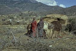 Samburu [women] : Wamba, Kenya