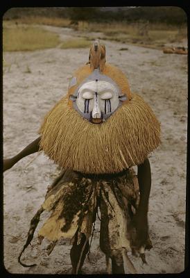 Initiation rituals among Yaka people, near Kasongo Lunda, Congo (Democratic Republic). [slide]