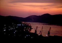Congo's major ocean port, Matadi, Congo (Democratic Republic), [slide]