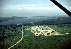 Oil refinery, Kitombe, Congo (Democratic Republic), [slide]
