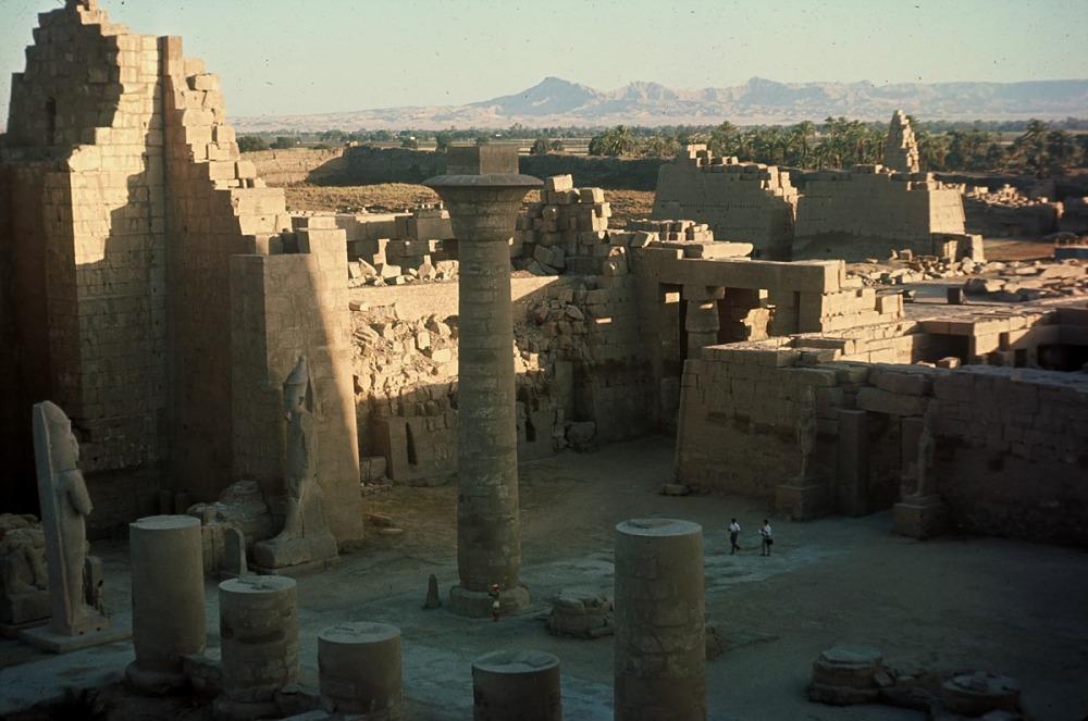 Resources :: The kiosk of Taharqa, the 'Bubastite Portal