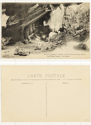 Cap Diégo-Suarez - La Grotte [postcard]