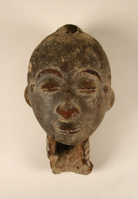 Commemorative head