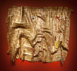 Slow Looking: Untitled, by El Anatsui