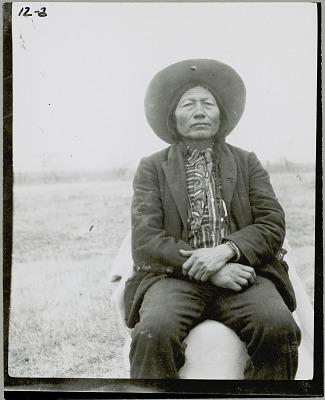 Lone Bear or Red Bird 1906