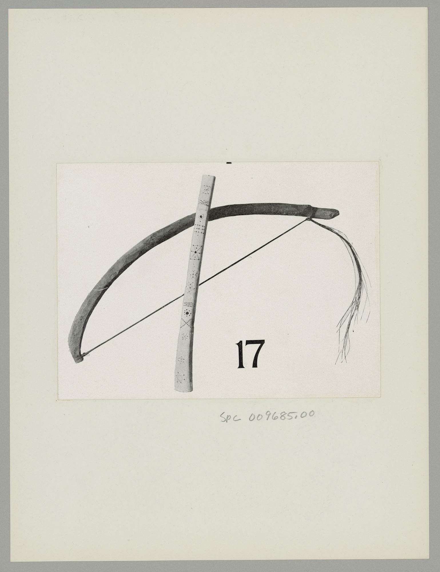 Argentine Bows (Musical Instruments) n.d - Image version 0