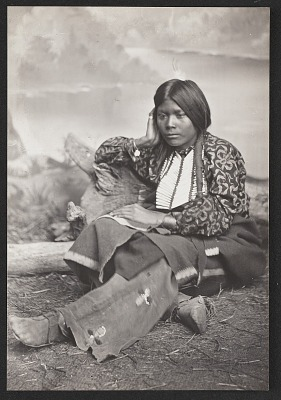 Young Man 1867-75