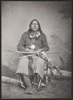 Chief Sa-Tant-Ta 1867-75