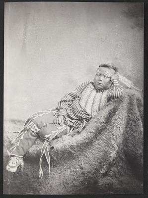 Portrait of Tar-Lo 1867-75