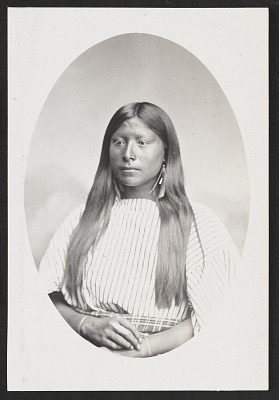 Young Woman 1867-75