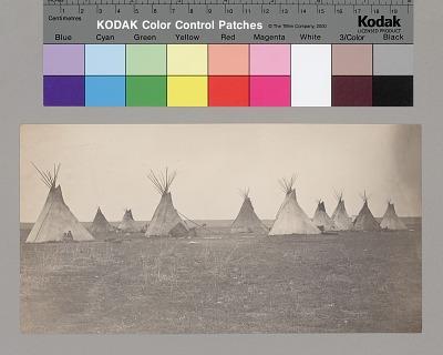 Cheyenne Camp 1867-75