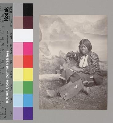 Cheyenne Boy 1867-75