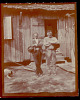 thumbnail for Image 1 - Mr Berger and Louis Frederick, Terre Bonne Parish, LA n.d