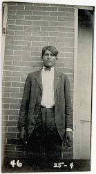 Photographs with David D. Jim, 21 Years Old 1925