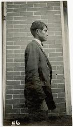 Photograph David D. Jim, 21 Years Old 1925
