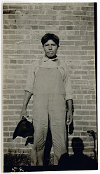 Photograph (Choctaw) 1925