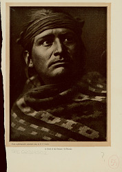 """""""A Chief of the Desert"""" 1904"""