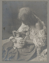 The Mohave Potter, Copyright 19 OCT 1907