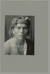 """A Hopi Indian"" Copyright 19 DEC 1906"