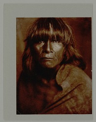 """A Hopi Man"" / ""Moki Man"" Copyright 12 NOV 1904"