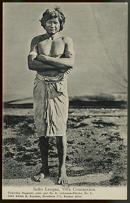 Man, 45 Years Old, in Costume and with Arm Bands 1904