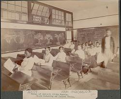 Long Ago | social studies | grade 1