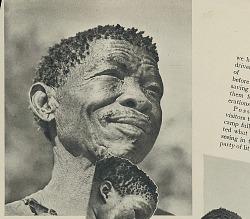 Middle Aged Bushman SEP 1936