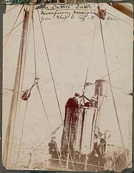 Method of Boarding Boats 1890