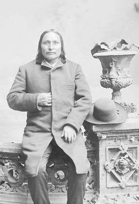 Chief Delos K. Lone Wolf n.d