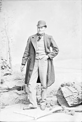 American Indian Man, D n.d