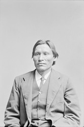 American Indian Man (front) n.d