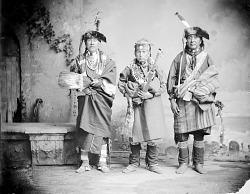 Na-wat-ena, Po-ga-ha-ma-we, and Pi-pi-qua 1896