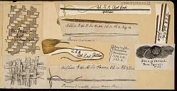 Miscellaneous Craft Implements n.d. Drawing/Print