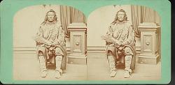 """Four Bears, Sioux chief"""