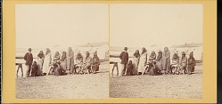 """""""Crow chiefs who signed the treaty of 1868"""""""