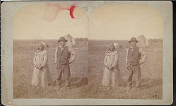 """""""Bull Tail and Moloch, Modoc Tribe, Indian Territory"""""""