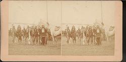 """Buffalo Bill's Indian Wild West Show"""