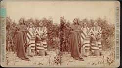 """""""Spotted Tail (Sin-te-ga-lis-ka), chief of the Brule Sioux"""""""