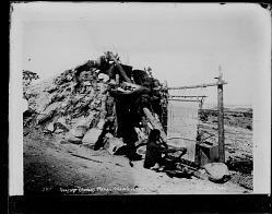 """""""Navaho blanket maker, New Mexico"""""""