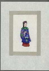 Woman late nineteenth century