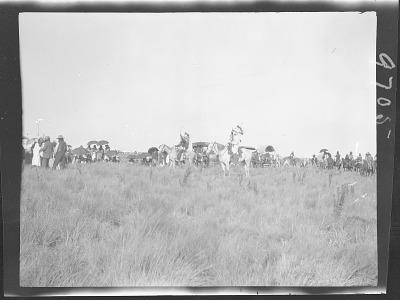 Cheyenne and Arapaho Social Dance 1903