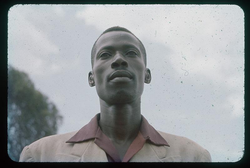 Image for Simbananiye - portrait, circa 1957