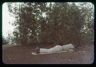 Canisius [Canisio] at rest, circa 1956