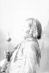Montana Native American Rattles